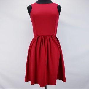Alya Francesca's red dress size small